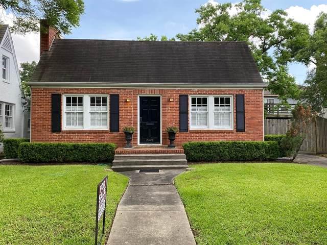 2309 Southgate Boulevard, Houston, TX 77030 (MLS #25995542) :: Green Residential