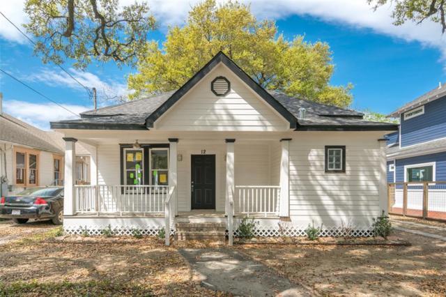 12 Stiles, Houston, TX 77011 (MLS #26008755) :: Texas Home Shop Realty