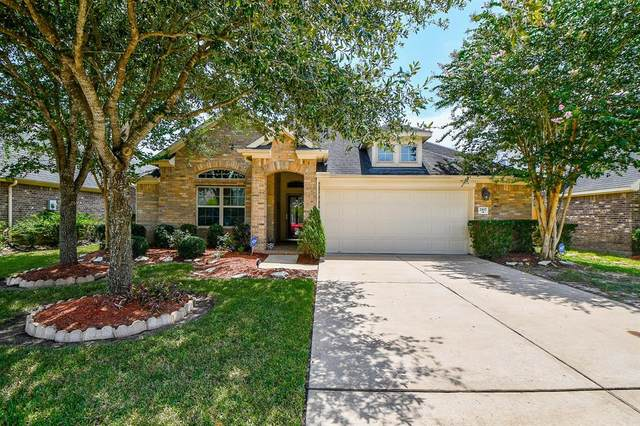 2107 Mooncrest Drive, Houston, TX 77089 (MLS #26028735) :: All Cities USA Realty