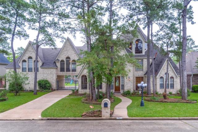 7611 Hertfordshire Drive, Spring, TX 77379 (MLS #26028849) :: Caskey Realty