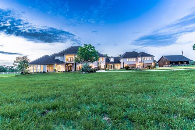 13675 Dairyland Drive, Willis, TX 77318 (MLS #26040931) :: The Bly Team