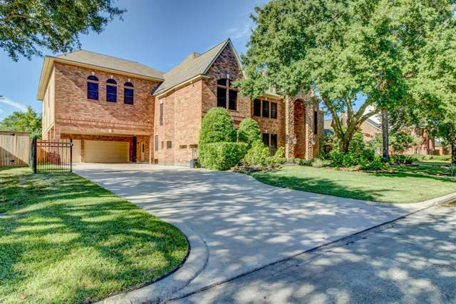 18615 Forest Bend Creek Way Way, Spring, TX 77379 (MLS #26042581) :: The SOLD by George Team