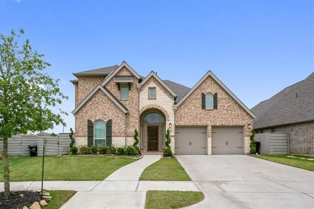 4608 Mesquite Terrace Drive, Manvel, TX 77578 (MLS #26059526) :: NewHomePrograms.com