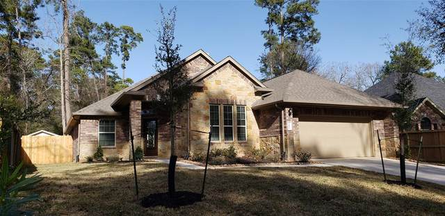 3006 Fitzgerald Drive, Montgomery, TX 77356 (MLS #26061772) :: The Heyl Group at Keller Williams