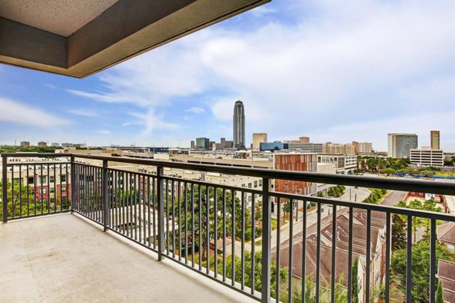 2207 Bancroft Street #803, Houston, TX 77027 (MLS #26074518) :: Giorgi Real Estate Group