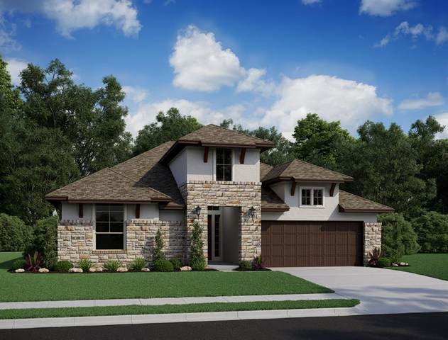 1803 Brea Ridge Trail, Katy, TX 77494 (MLS #26079726) :: The Bly Team