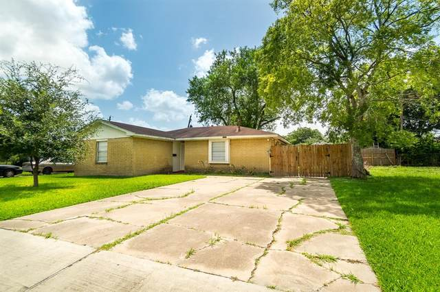 14222 Mccadden Street, Houston, TX 77045 (MLS #26091612) :: The SOLD by George Team