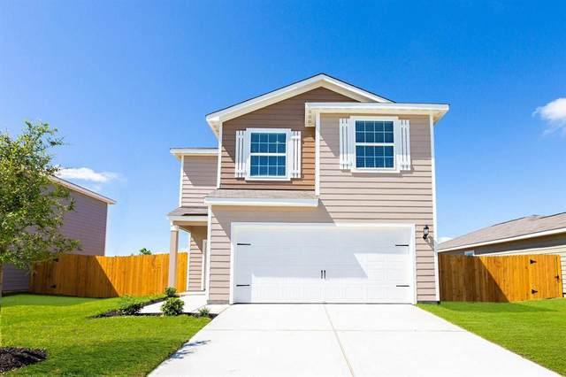 5518 Sapphire Lagoon Road, Cove, TX 77523 (MLS #26094313) :: The Sansone Group