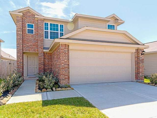 2619 Dustin Place Court, Humble, TX 77396 (MLS #26099922) :: The Property Guys