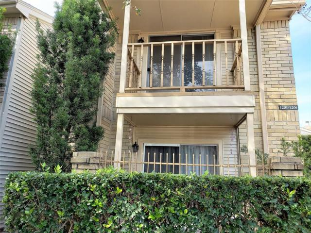 3100 Jeanetta Street #1201, Houston, TX 77063 (MLS #26105346) :: Giorgi Real Estate Group