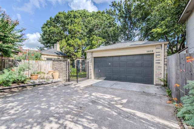 1610 Beaconshire Road, Houston, TX 77077 (MLS #26105490) :: Green Residential