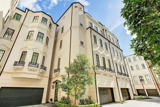 2415 San Felipe Street #3, Houston, TX 77019 (MLS #26109893) :: Grayson-Patton Team