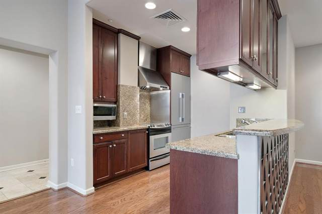 914 Main Street #1005, Houston, TX 77002 (MLS #26110894) :: The SOLD by George Team
