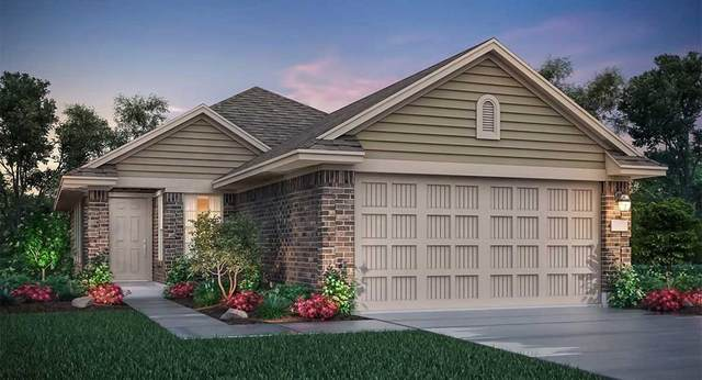 1710 Campos Court, Conroe, TX 77301 (MLS #26115409) :: The SOLD by George Team