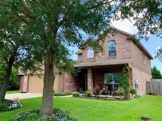 6829 Arbor Hollow Lane, Dickinson, TX 77539 (MLS #26118455) :: Rachel Lee Realtor