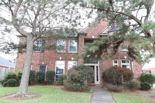 1007 Brannon Park Lane, Spring, TX 77373 (MLS #26121879) :: Green Residential