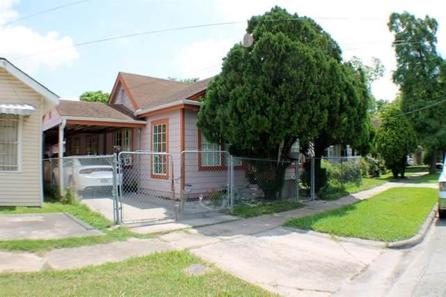 5209 Pease Street, Houston, TX 77023 (MLS #26122026) :: Texas Home Shop Realty