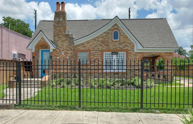 2615 Blodgett Street, Houston, TX 77004 (MLS #26124042) :: The SOLD by George Team