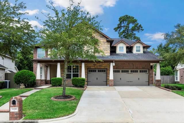 6338 Cash Oaks Drive, Spring, TX 77379 (MLS #26128148) :: The Property Guys