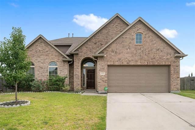 16702 E Whimbrel Circle, Conroe, TX 77385 (MLS #26132915) :: The Home Branch