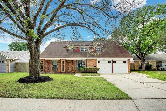 2410 Willowby Drive, Houston, TX 77008 (MLS #26135586) :: The Freund Group