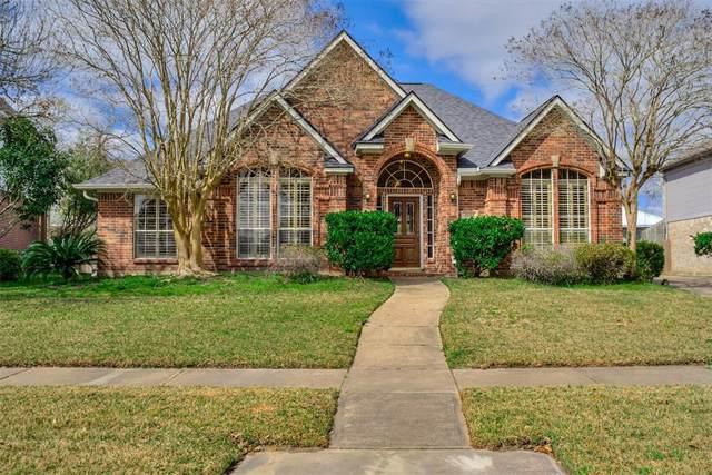 2822 Sea Ledge Drive, Seabrook, TX 77586 (MLS #2614005) :: Ellison Real Estate Team