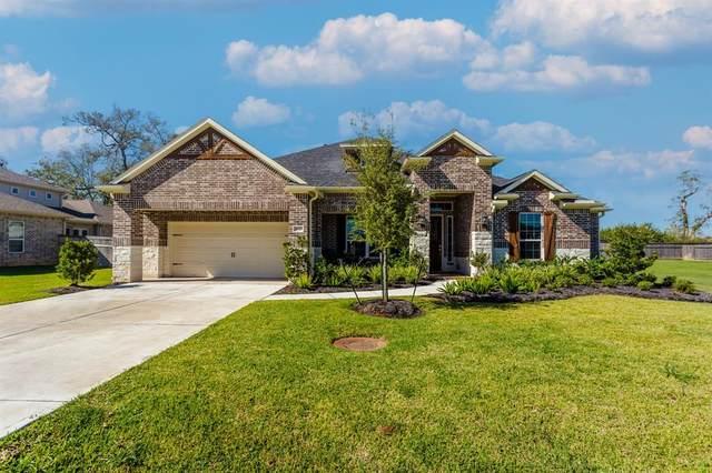 3603 Wellborn Drive, Fulshear, TX 77441 (MLS #26144532) :: The Freund Group