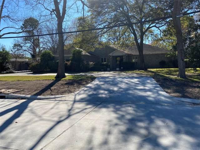 9215 Hilldale Street, Spring Valley Village, TX 77055 (MLS #26145196) :: The Queen Team