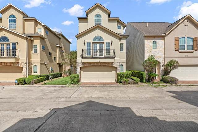 2614 Starboard Point Drive, Houston, TX 77054 (MLS #26147167) :: Connect Realty
