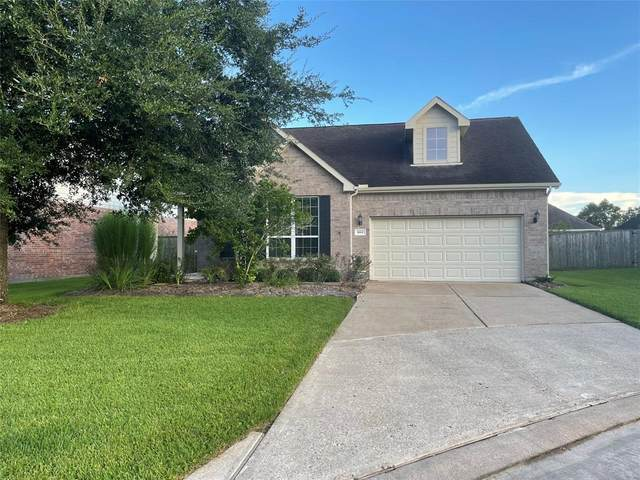1612 Tuscany Place, Pearland, TX 77581 (MLS #26149538) :: Keller Williams Realty