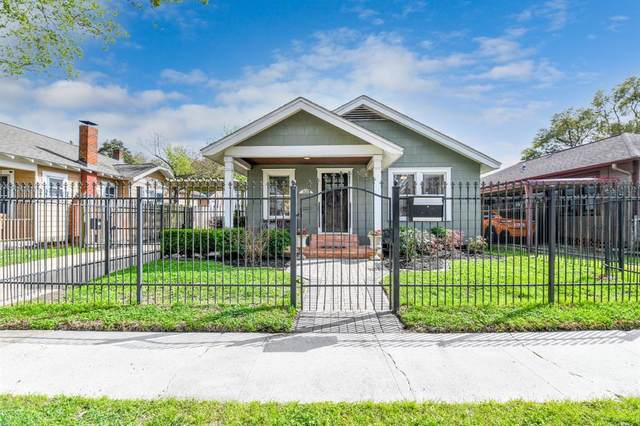 1120 Peddie Street, Houston, TX 77009 (MLS #26163717) :: The Sansone Group