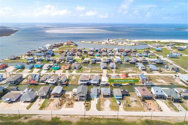 238 China Clipper Dr, Freeport, TX 77541 (MLS #26180384) :: The SOLD by George Team