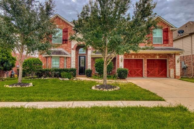 314 Honeysuckle Vine Drive, Rosenberg, TX 77469 (MLS #26181344) :: The Jennifer Wauhob Team