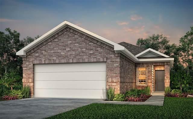 830 Wembley Wood Way, Huffman, TX 77336 (MLS #26196169) :: My BCS Home Real Estate Group