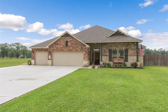 9263 Silver Back Trail, Conroe, TX 77303 (MLS #26215140) :: The Heyl Group at Keller Williams