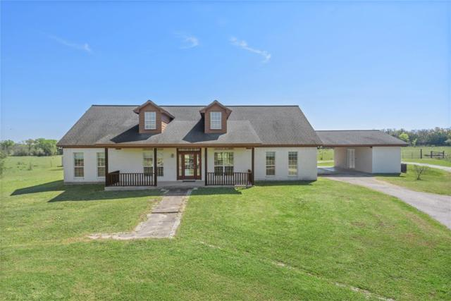 18732 Highway 90 N, Bedias, TX 77831 (MLS #26216034) :: Texas Home Shop Realty