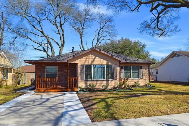 821 Grove Street, Deer Park, TX 77536 (MLS #26218299) :: Rachel Lee Realtor
