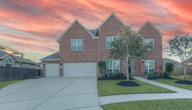 3110 Summer Tanager Lane, Manvel, TX 77578 (MLS #2622457) :: Green Residential