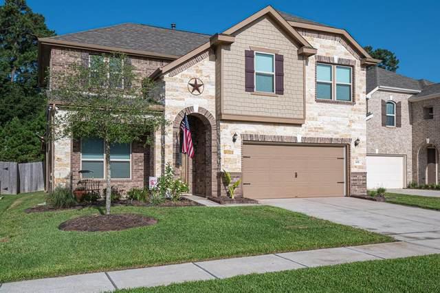 3876 Tolby Creek Lane, Magnolia, TX 77354 (MLS #26226543) :: The Home Branch