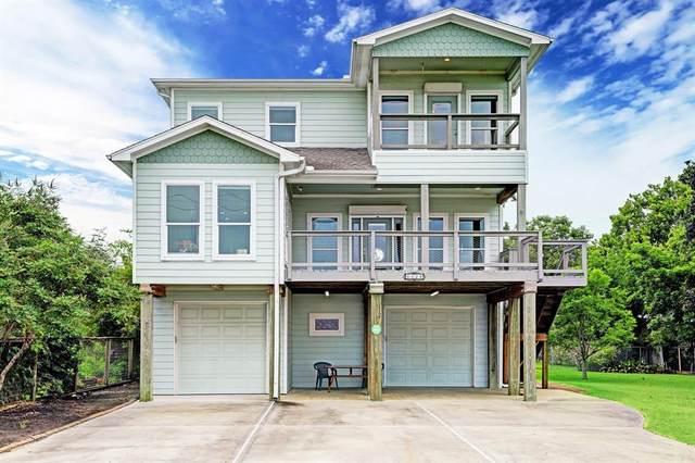 4424 Boulevard Street, Bacliff, TX 77518 (MLS #26243870) :: The Home Branch