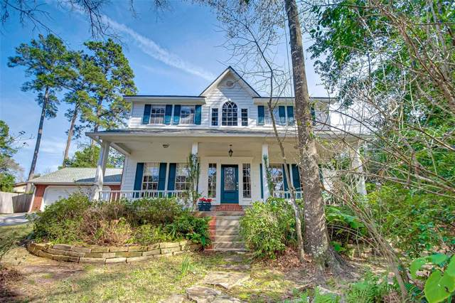 51 Hollow Trail, Conroe, TX 77304 (MLS #26244257) :: The Bly Team