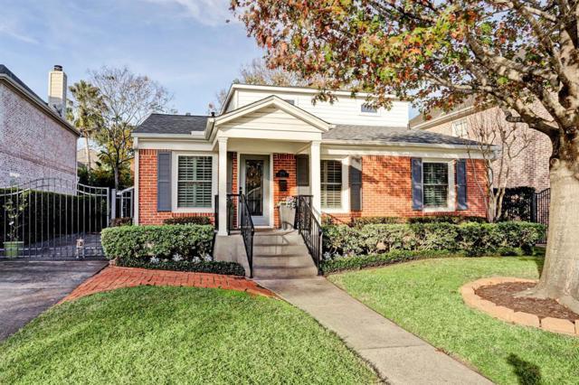4032 Milton Street, West University Place, TX 77005 (MLS #26252663) :: Keller Williams Realty