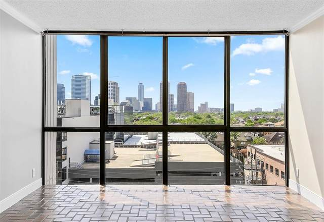 5001 Woodway Drive #903, Houston, TX 77056 (MLS #26254569) :: The SOLD by George Team