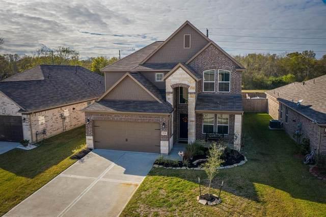 8734 Dairy Farm Trail, Rosharon, TX 77583 (MLS #26265576) :: Homemax Properties