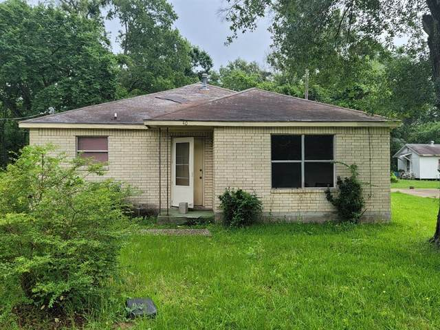 401 Sowell Drive, Huntsville, TX 77320 (MLS #26266648) :: The Freund Group