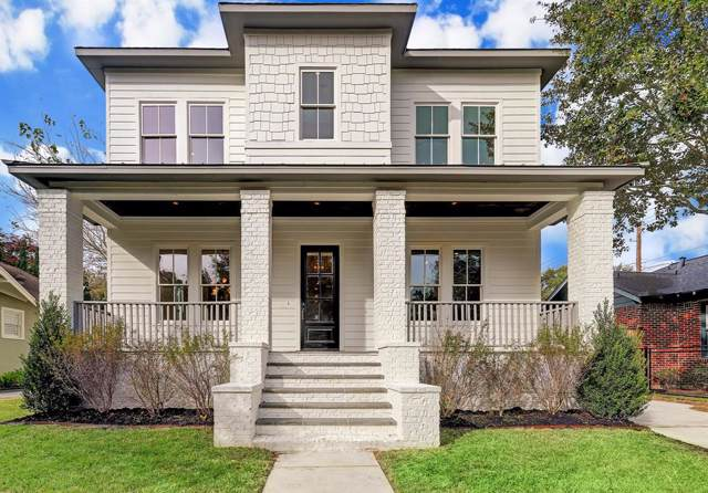 807 Wendel Street, Houston, TX 77009 (MLS #26285393) :: Caskey Realty