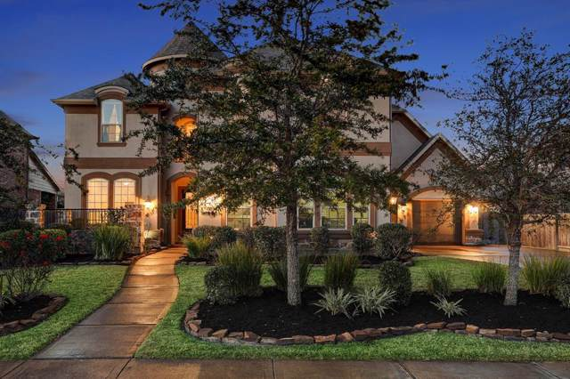 1010 Point Isabel Lane, Friendswood, TX 77546 (MLS #2629517) :: The Bly Team