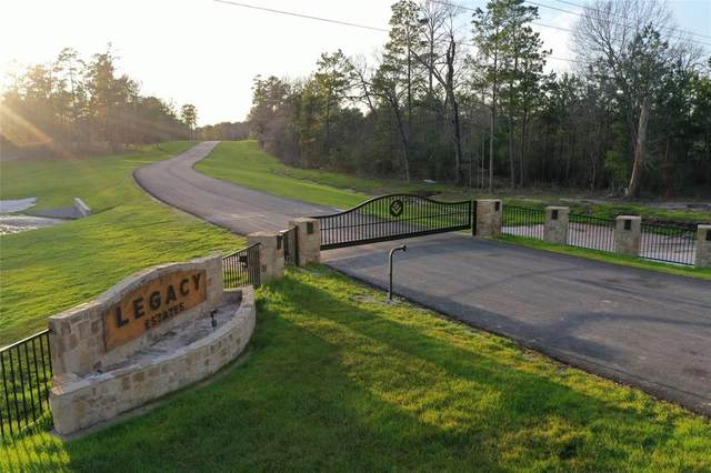 20 Tract 6 Legacy Estates, Huntsville, TX 77320 (MLS #26295409) :: The SOLD by George Team