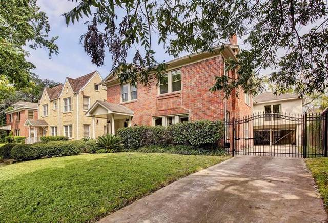 2711 Wichita Street, Houston, TX 77004 (MLS #26295902) :: My BCS Home Real Estate Group