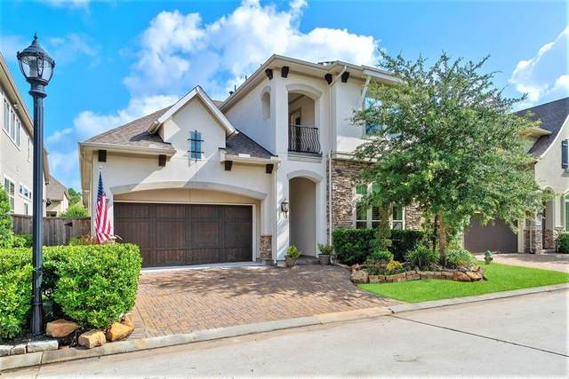 227 Sonoma Court, The Woodlands, TX 77384 (MLS #26303886) :: The Bly Team